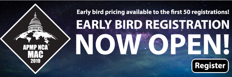 Early Bird Registration Open Now