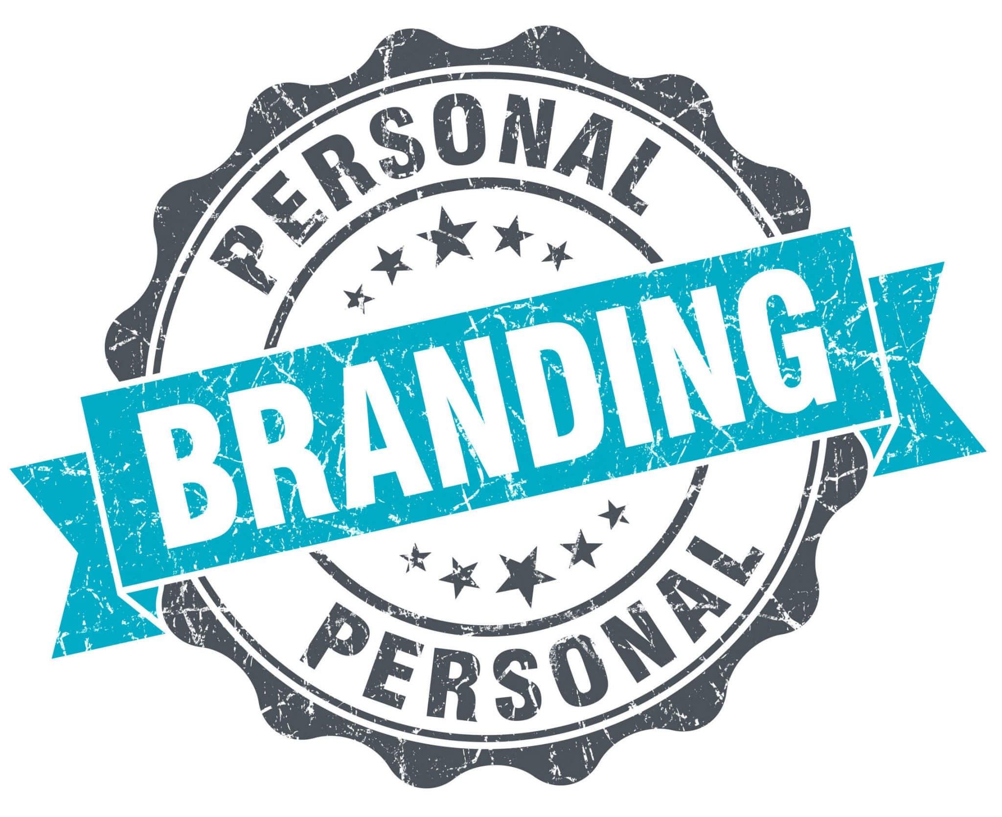 Personal Branding Badge